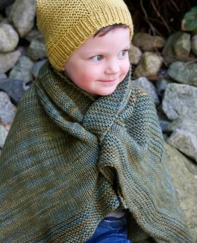 Malt Blanket, Barley Hat