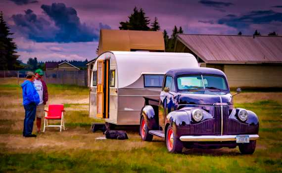 Vintage Trailer Rally Archives - Tin Can Tourists