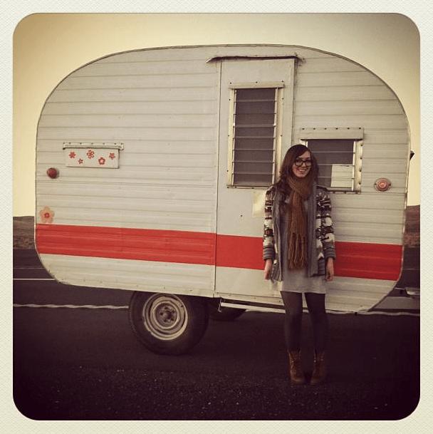 Garway 1962 vintage travel trailer