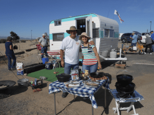 Lake Havasu Vintage Trailer Campout