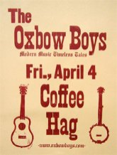 Oxbow Boys - Coffee Hag
