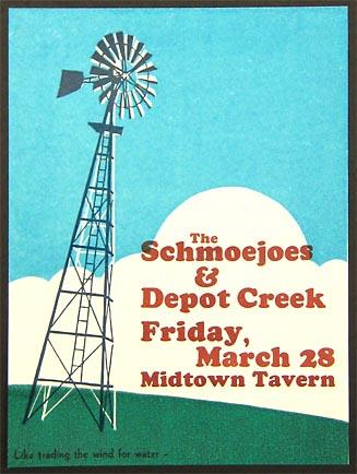 Schmoejoes - Depot Creek - Midtown Tavern