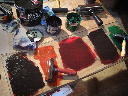 Ink Mixing Palette