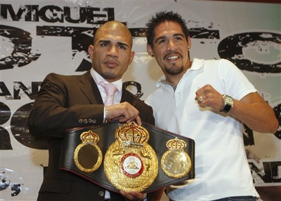 Boxing News: Miguel Cotto