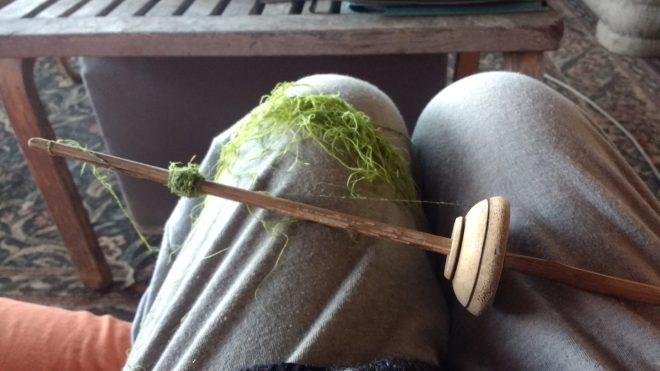 filature d'orties