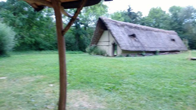 Quatrième maison du Village Lacustre