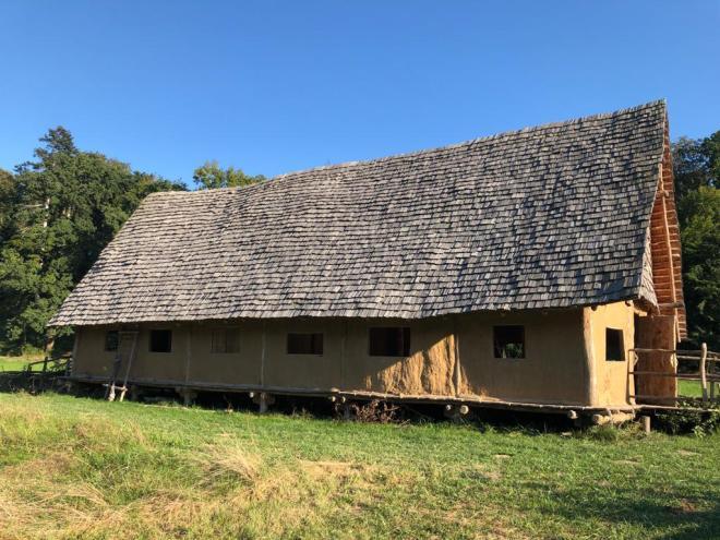 La Maison du Bronze, vue extérieure
