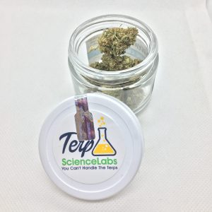 Lifter Terpene Science Labs Hemp Nug CBD flower Colorado and Oregon grown