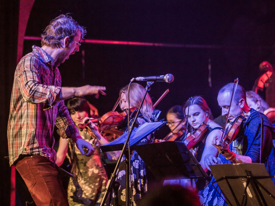 Tinderbox Orchestra  Summer Sessions Online -  Join us!