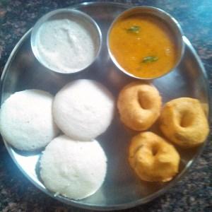 Idly sambar