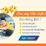 Vay Tiền Online Uy Tín Giải Ngân Nhanh Trong Ngày