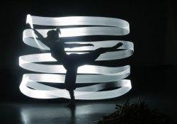 Light Dancers–tine Bech Studio