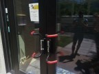 Nice door handles!