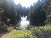 Ross Fountain, Sunken Garden