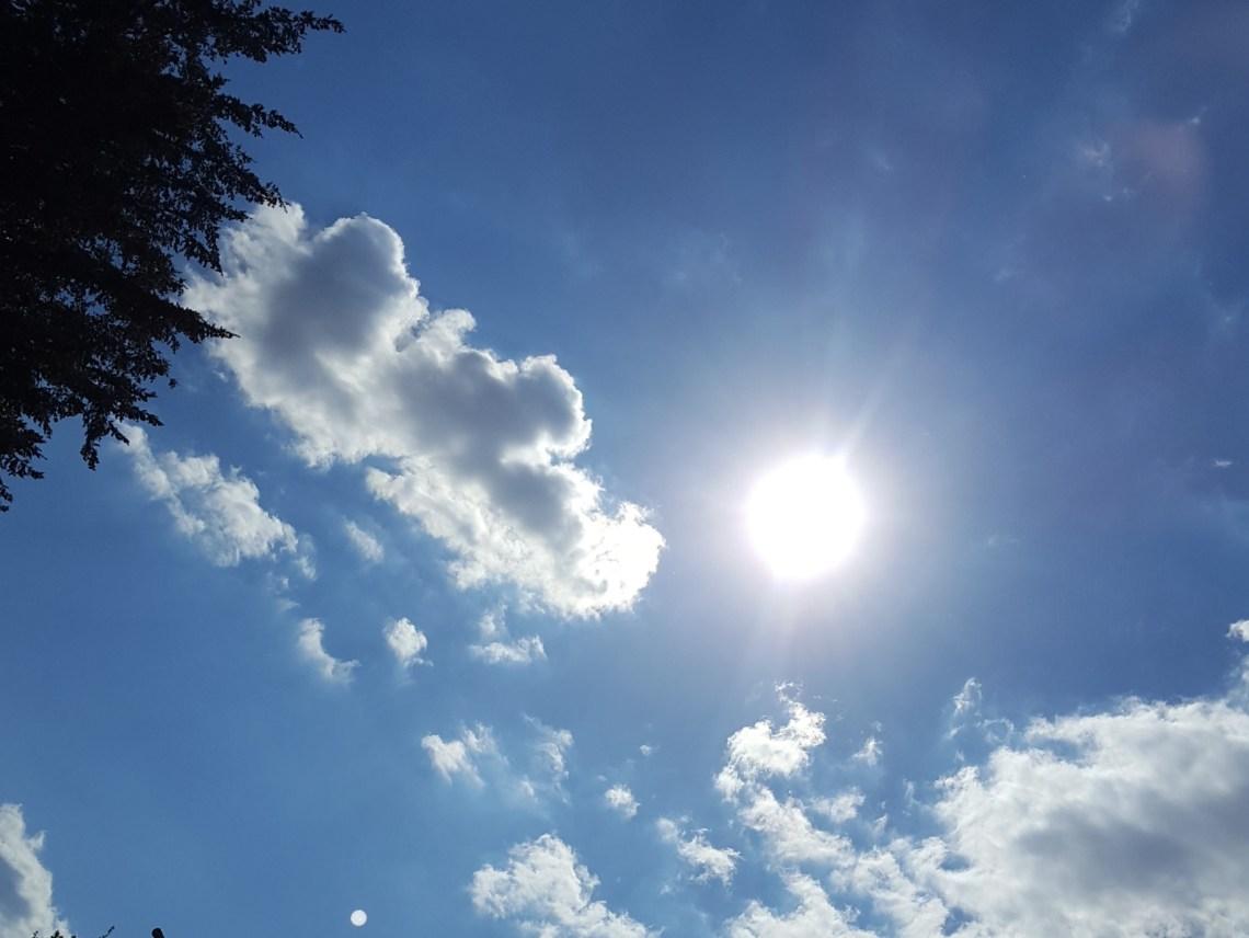 Vitamin D sonne himmel