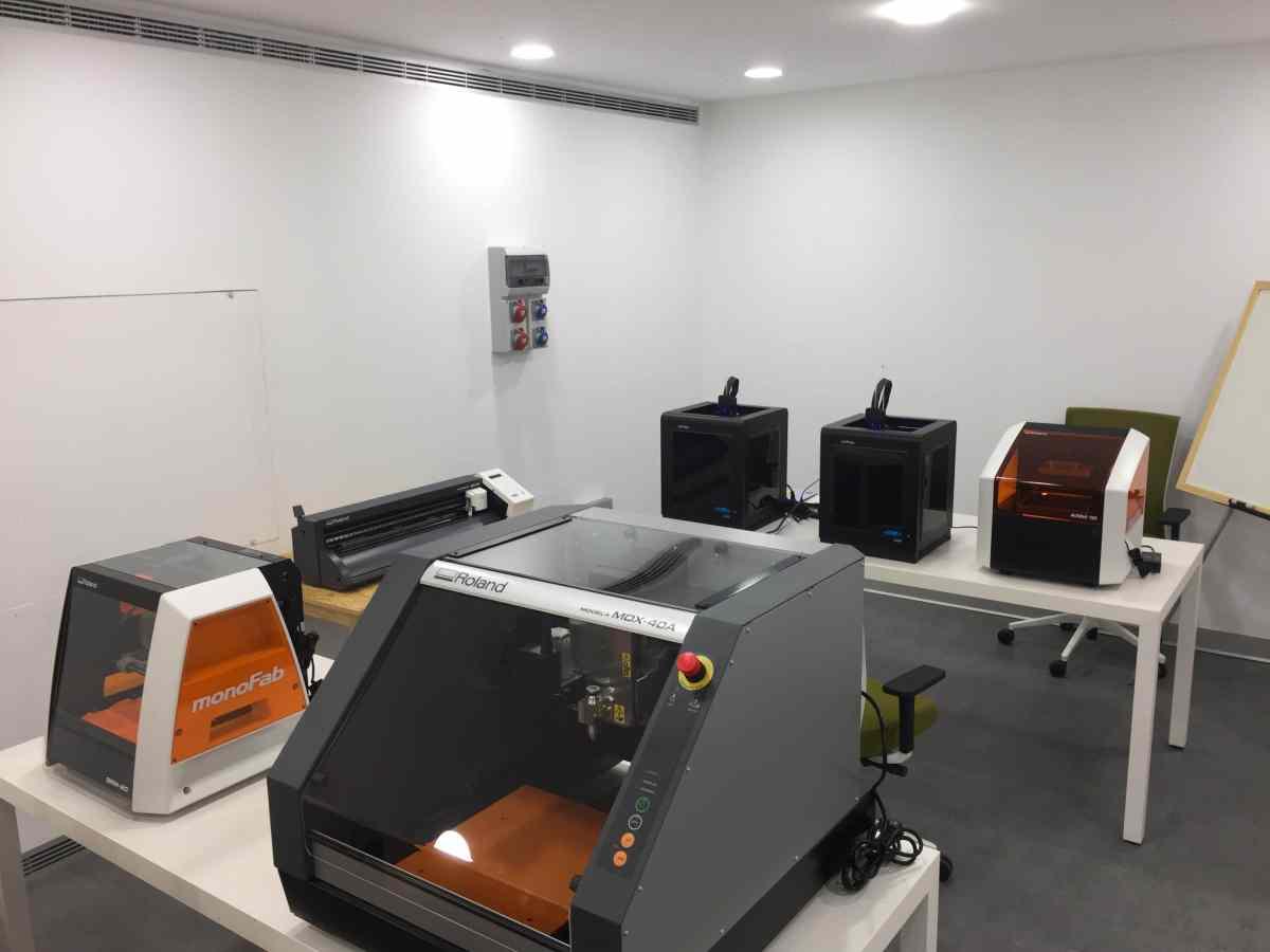 Sesión 6 del curso de Iniciación al diseño para impresión digital en 3D