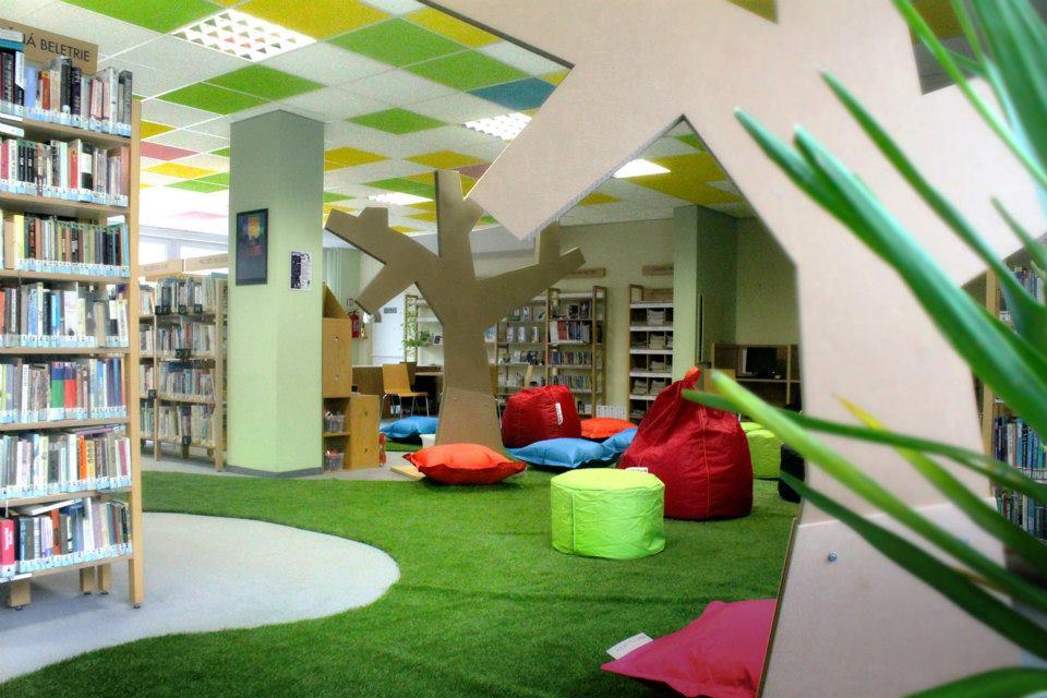 Městská knihovna PRAHA Chodov