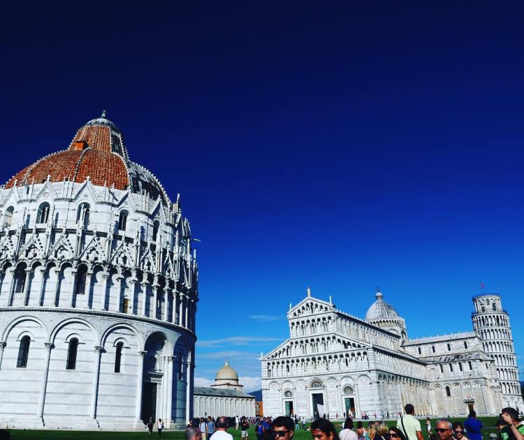 , Leaning Tower of Pisa
