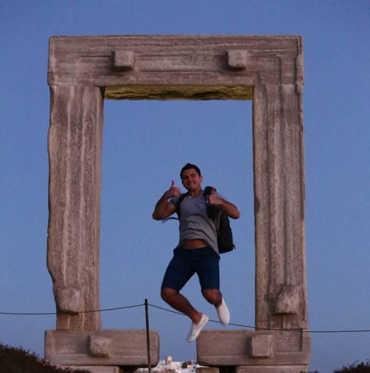 , Naxos Island – Greece