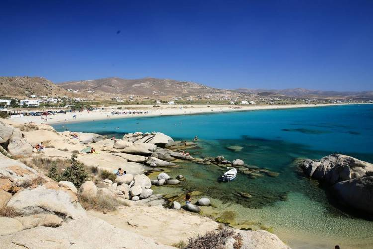 , Naxos Island – Greece