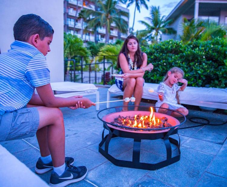 While traveling with kids can be challenging at times, it is moments like this that remind me what travel is all about… creating memories which you will cherish forever, Andaz Maui at Wailea Resort