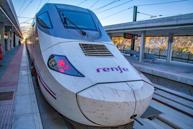 Renfe Fast Train, Segovia