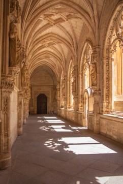 Vaulted Ceilings at the Monastery of San Juan de los Reyes