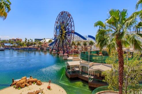 Disneyland Ferris Wheel, Anaheim, California