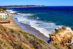 Sweeping view of El Matador State Park, LA