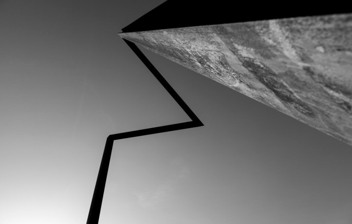 Abstract, sculpture, Berlin, Germany, Playing angles, perspectives, new sense, world surrounds, new light