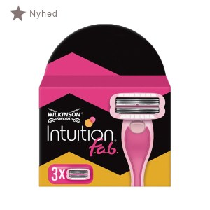 Wilkinson Sword Intuition fab