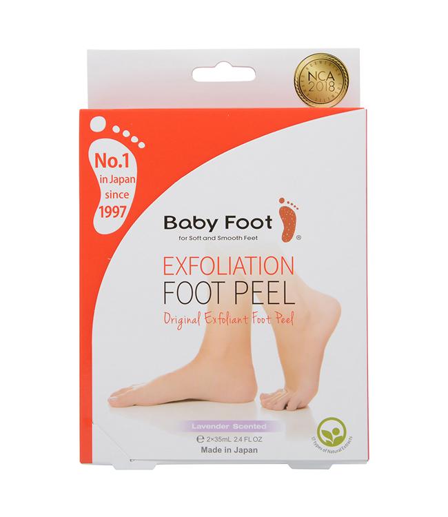 Babyfoot fodbehandling koster kr. 150