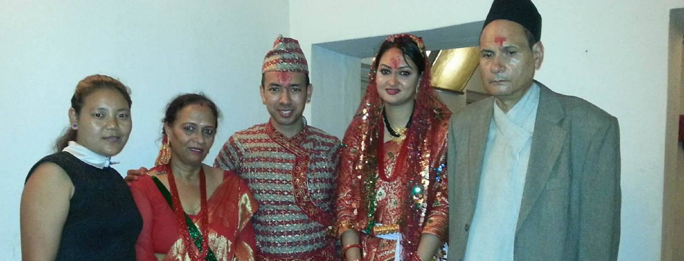 A week with love – Ravi got married!