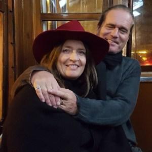 Annette & Thomas in tram #28.jpg