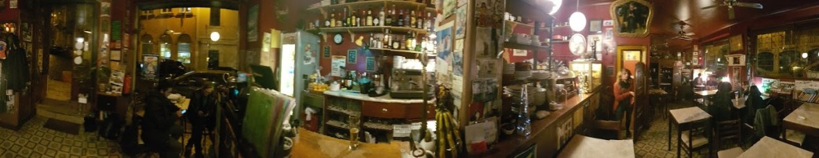 Cafe do Monte - the best Covorking soace in Lisbon