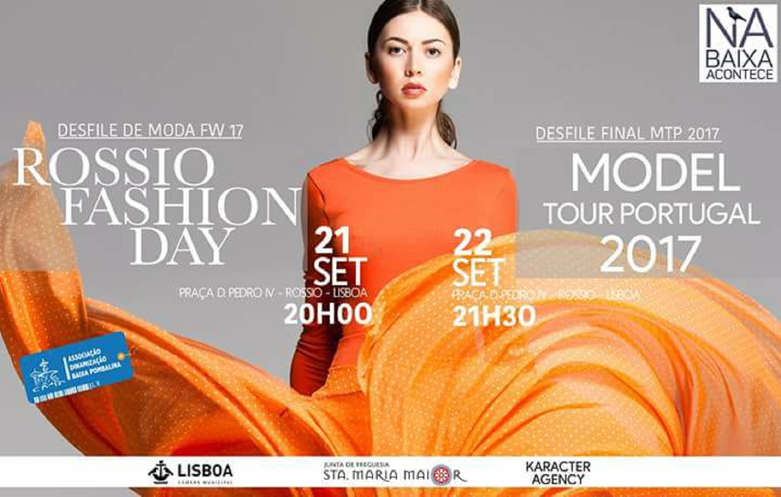 Rossio Fashion Day