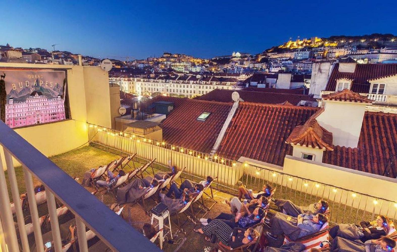 Topo Chiado Lisbon