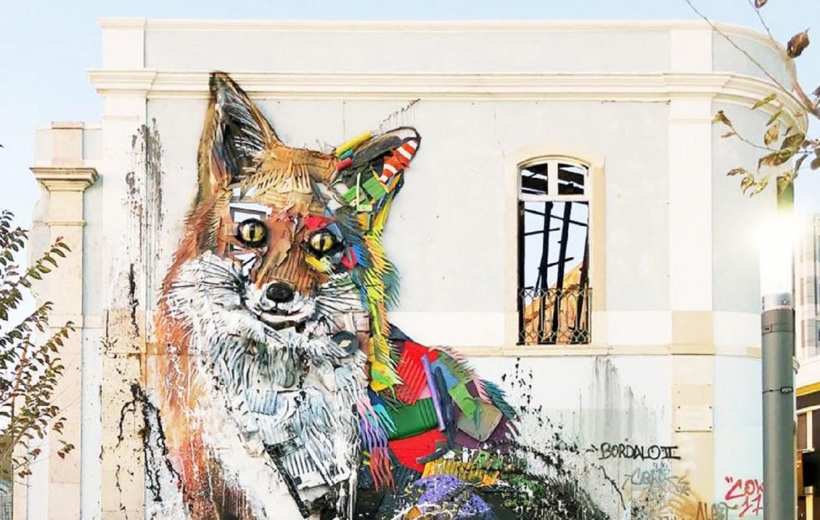 Bordalo II Fox.jpg