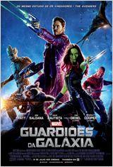 Guardiões da Galáxia Poster