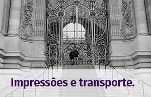 transporte e impressoes