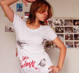 Camiseta Penélope Charmosa