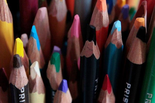 Lápis de Cor Prismacolor