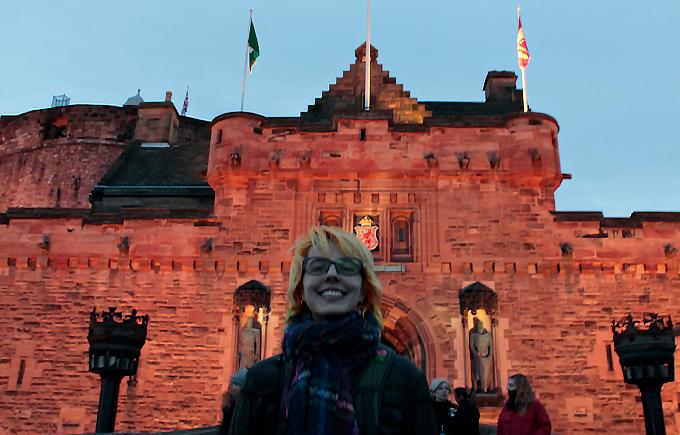 Portões do castelo