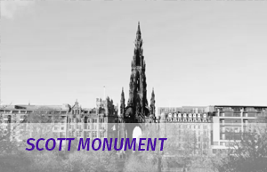 Scott Monument - Edimburgo