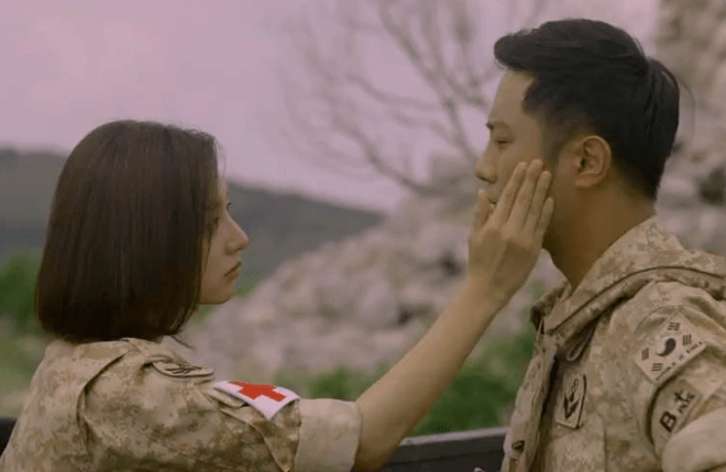 Descendants of the Sun - Yoon Myung-joo e Seo Dae-young