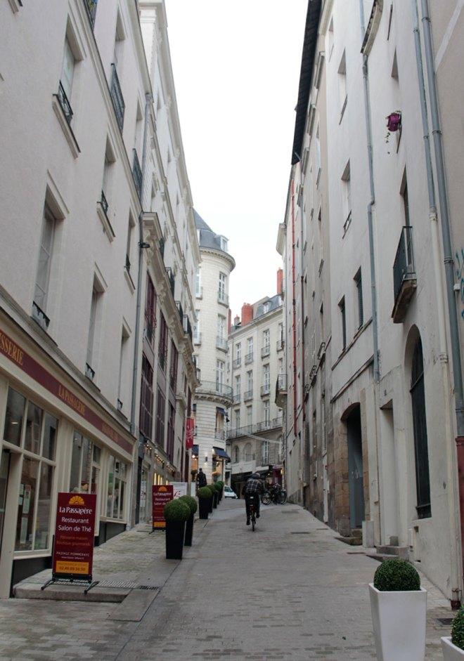 Ruas de Nantes