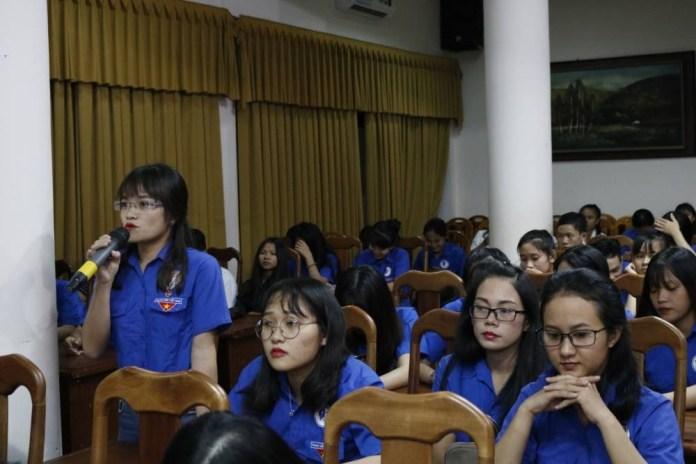 Đoàn trường CĐSP Trung ương Nha Trang tổng kết hoạt động năm học 2017-2018 2