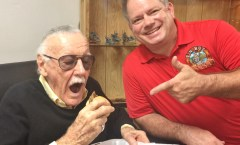 Food Truck Super Heroes Join Forces to Rescue Stan Lee from Hungry Fans