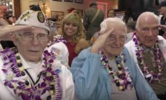75th Anniversary of Pearl Harbor: Hawaii Remembers Block Party