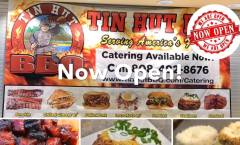 New Tin Hut BBQ Pearl Highlands Center Restaurant Is Now Open
